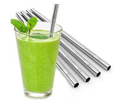 stainless steel straw reviews