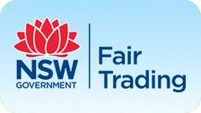 NSW Department Fair Trading