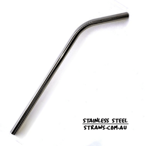 Black Stainless Steel Straws BUY ONLINE