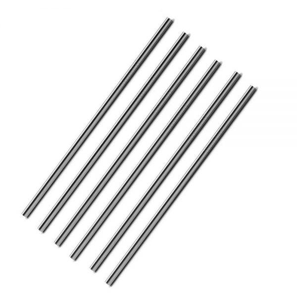 six for nine straight straws