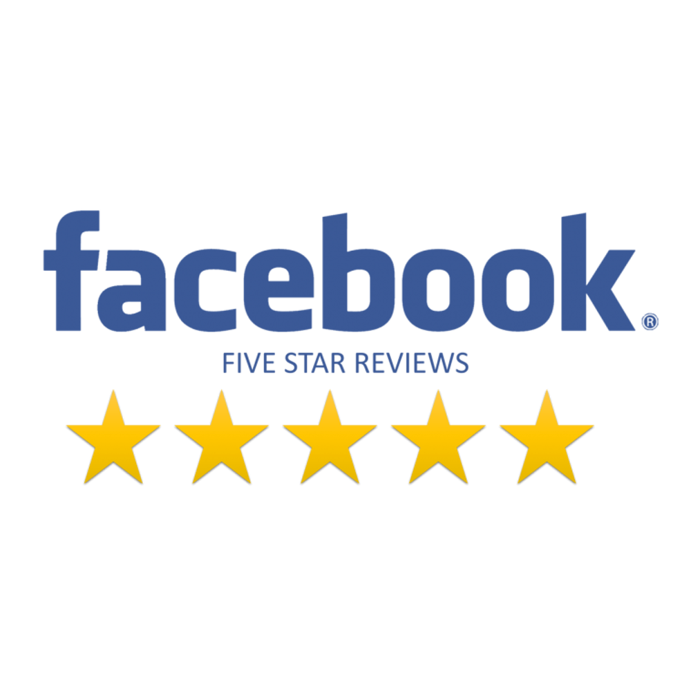 facebook five star reviews