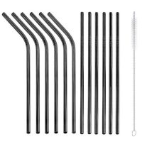 12 set combination straws