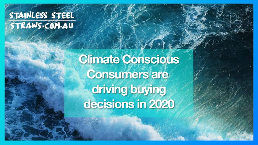 Climate Conscious Consumers 2020